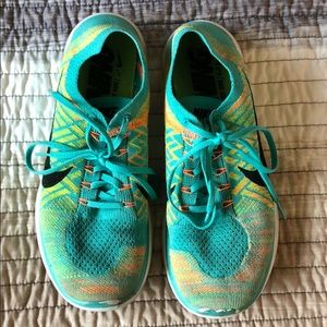 Nike Free 4.0 Flyknits